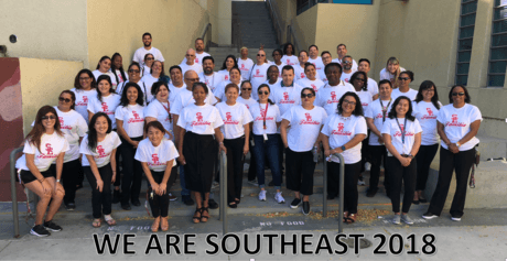 We are SOUTHEAST